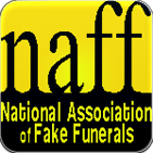 National association of fake funerals