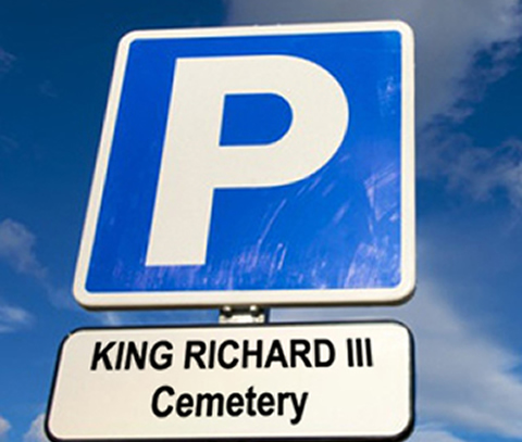 King Richard Cemetery