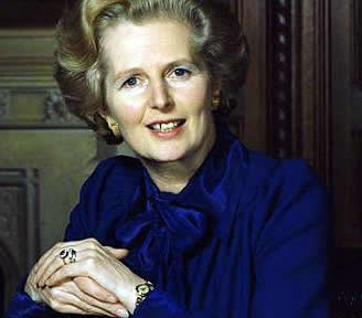 Margaret Thatcher aproves this urn