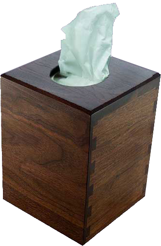 wooden urn upgraded